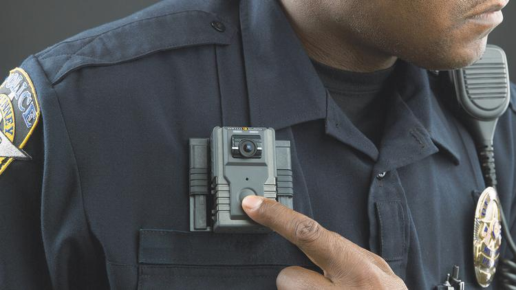 Body Camera Study Shows Drop In Use of Force Complaints