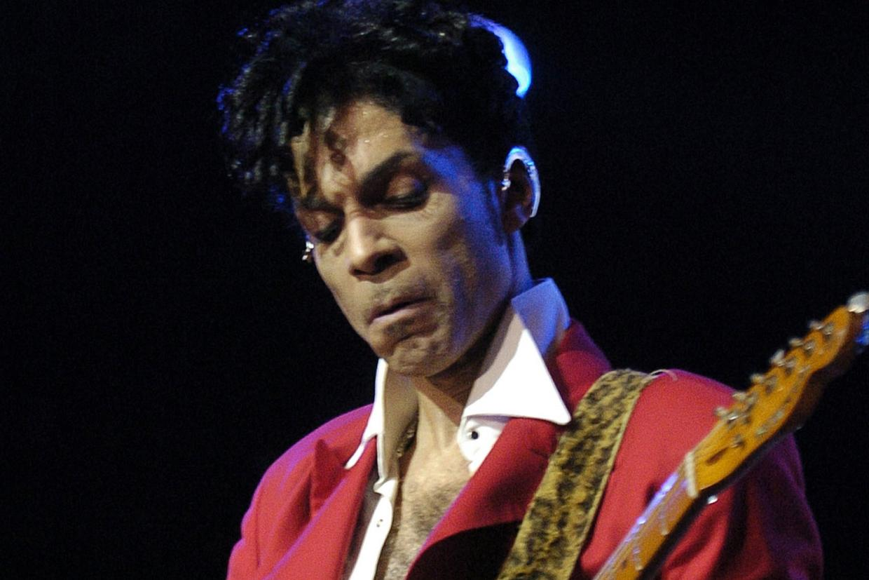 Prince Died Of Drug Overdose