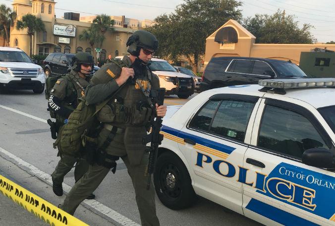 Orlando Law Enforcement:  Thank You!