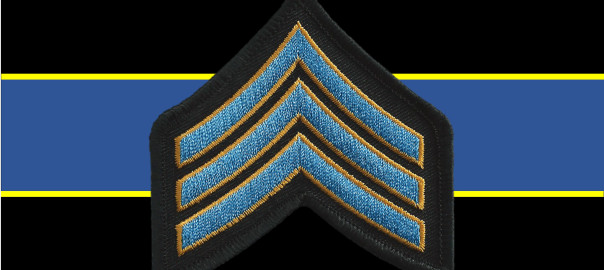 The Thin Blue Line Leader