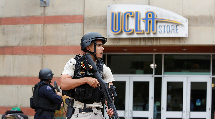 UCLA Gunman Had 'Kill List,' May Have Killed Minnesota Woman