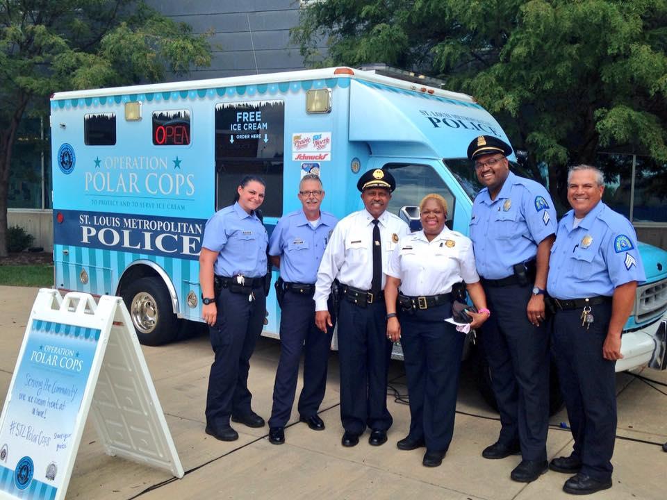St. Louis Metro Launches 'Operation Polar Cops'