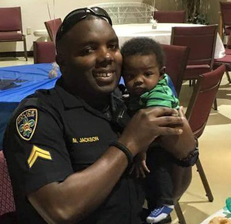 "Fallen Officer:  ""Don't Let Hate Infect Your Heart"""