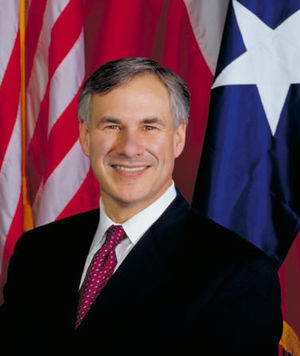 Texas Governor Announces Police Protection Act