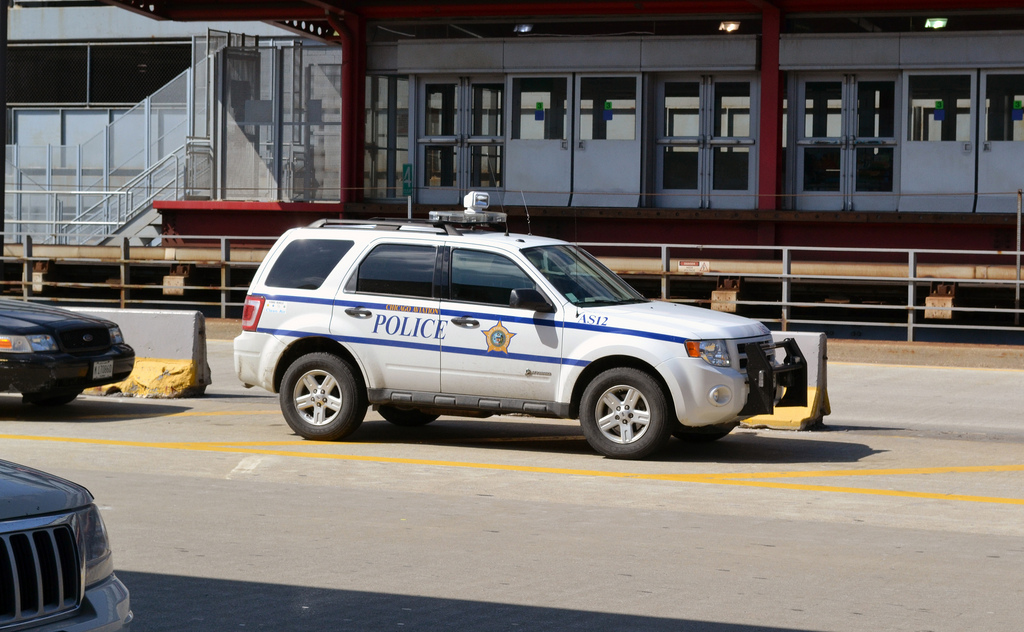 Over Half Of Chicago Airport Police Are Unarmed, Told 'Run And Hide'
