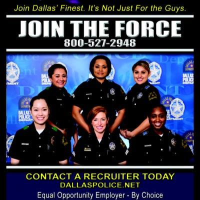 Dallas Police Receive Hundreds Of Hiring Inquiries