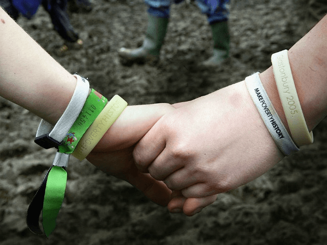 Police Give 'Don't Touch Me' Wristbands to Stop Sex Attacks in Sweden