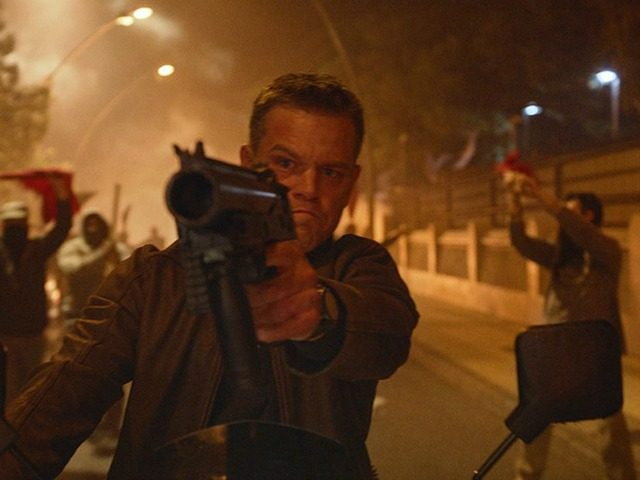 Matt Damon Wants Australian-Style Gun Ban in U.S.