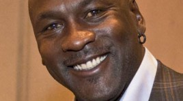 "Michael Jordan:  ""I Can No Longer Stay Silent"""