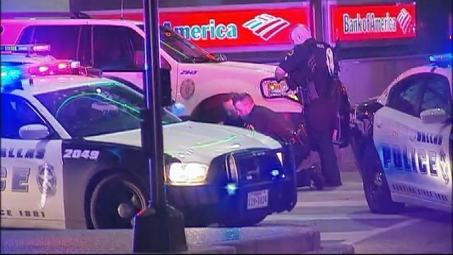 Multiple Dallas Officers Shot During Protests; 3 Dead