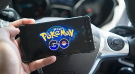 Driver Hits Baltimore Police Car While Playing Pokemon Go