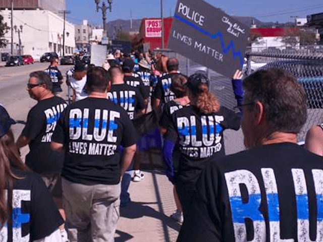 National 'Blue Lives Matter' Bill Has No Democratic Support