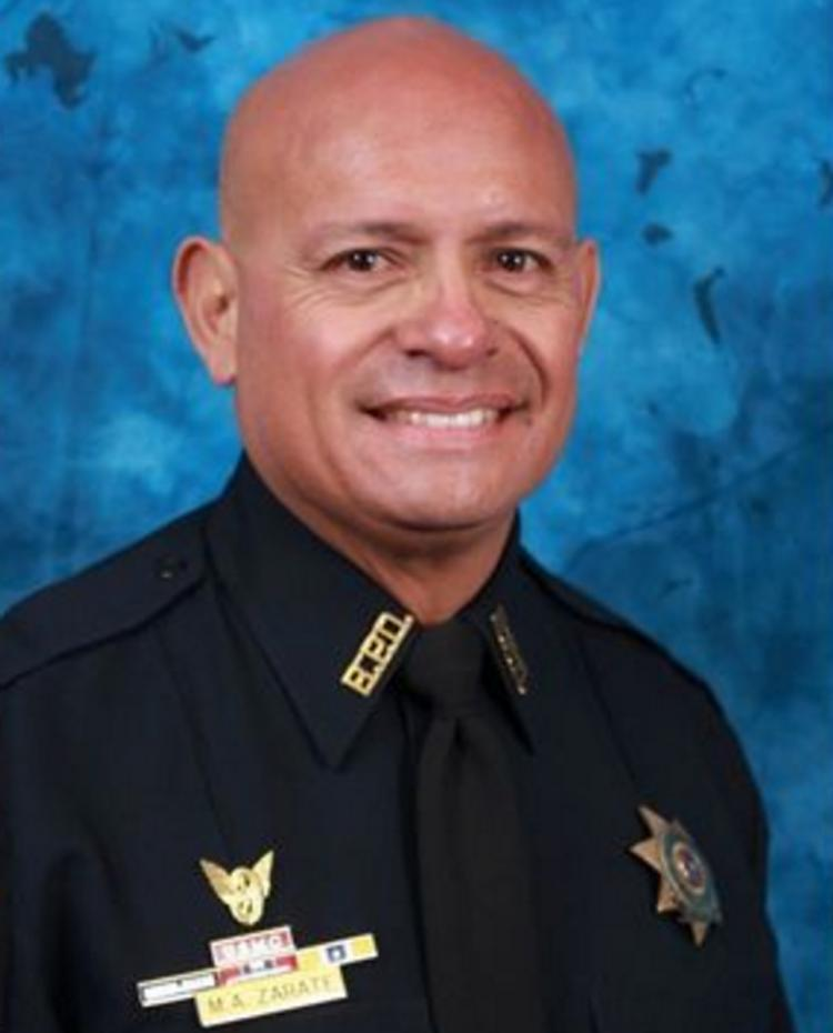 Police Officer Killed In Vehicle Pursuit