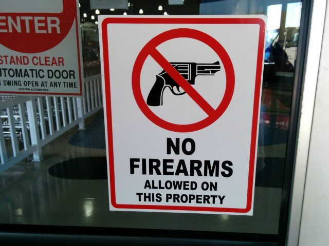 Tennessee Businesses That Disarm Concealed Carry Permit Holders Now Liable for Their Safety