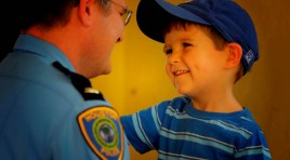 To Be The Child Of A Police Officer