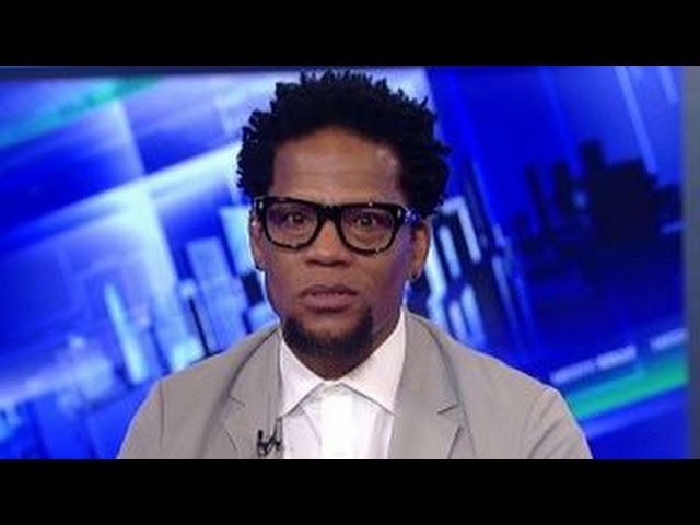 D.L. Hughley Speaks Out About Recent Police Shootings