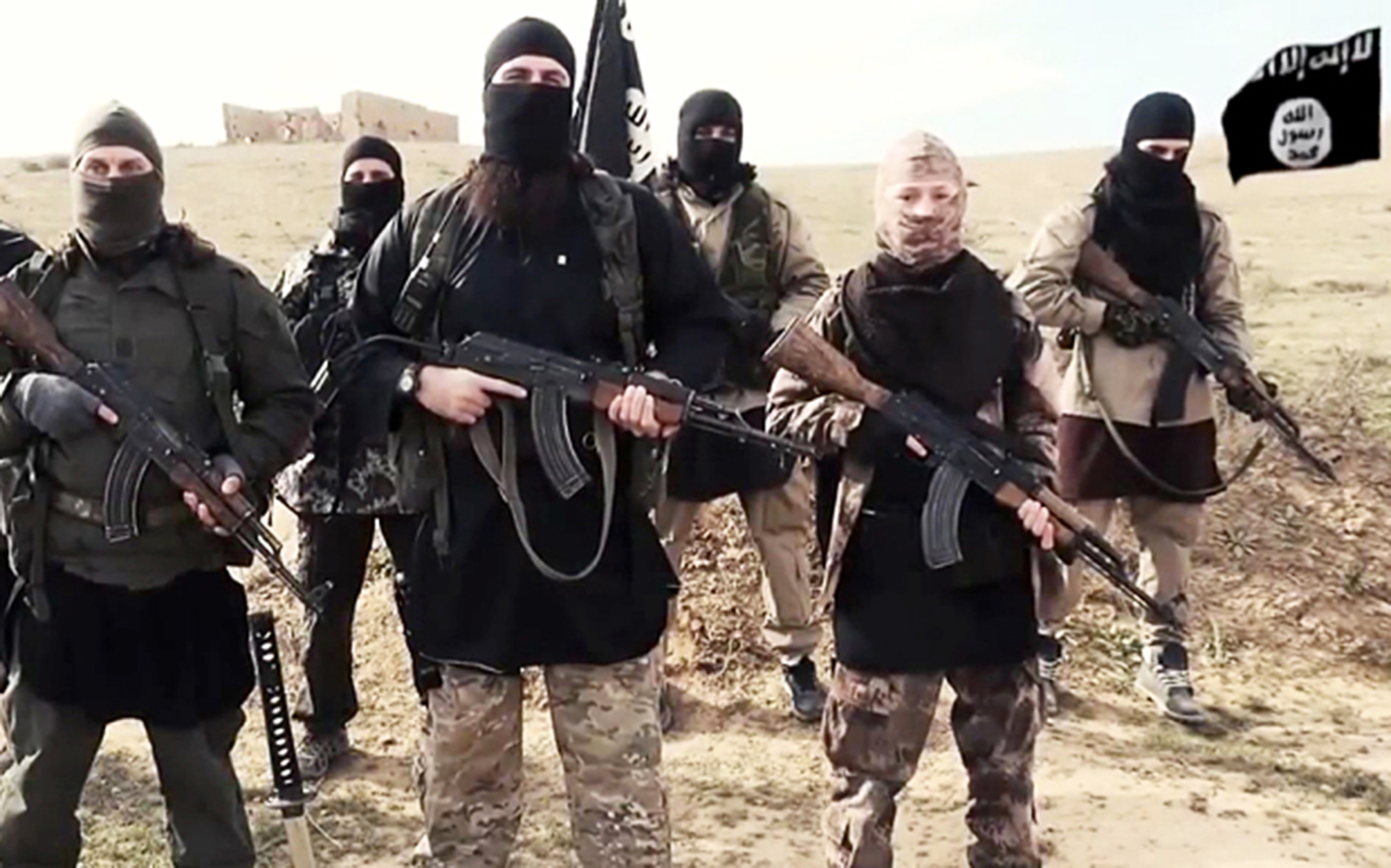 Islamic State Tells Fighters To Attack Westerners In Their Homes