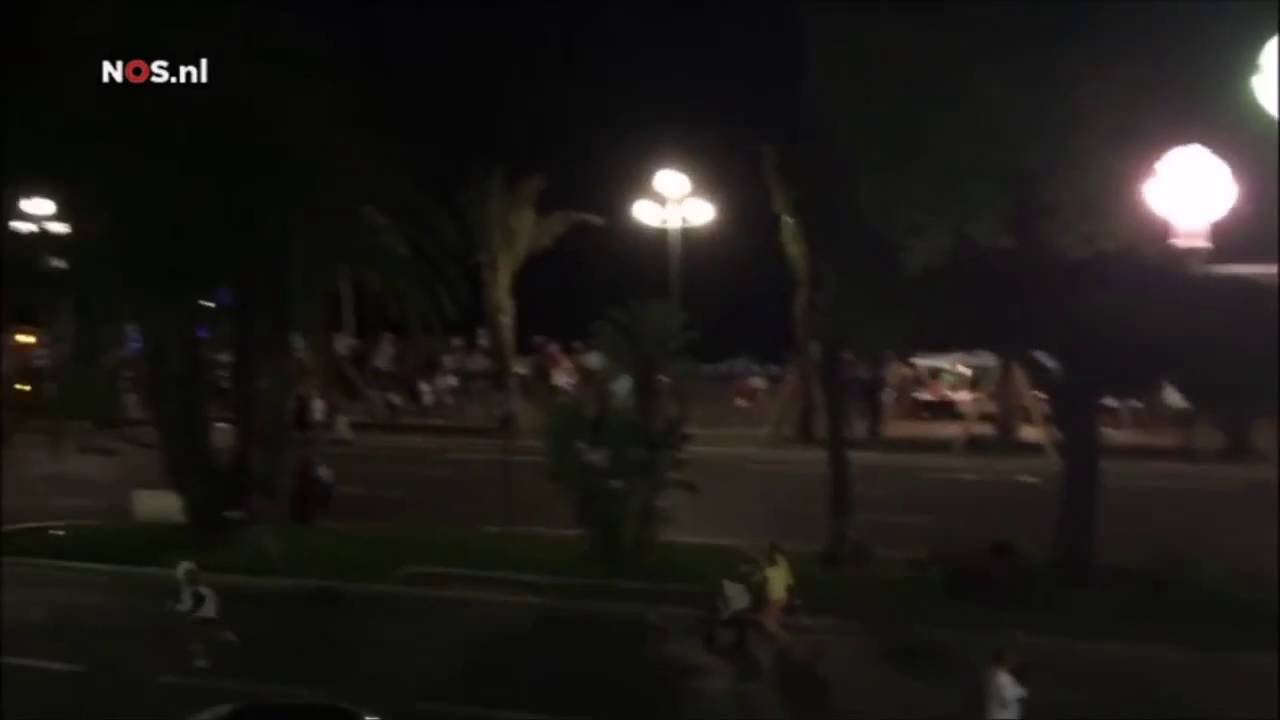 Watch Beginning Of Terror Attack In France