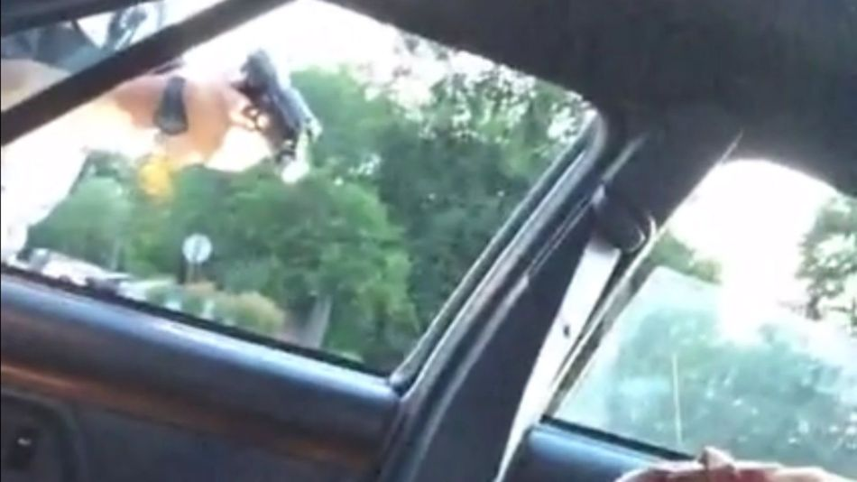 Graphic: Woman Records Aftermath of Police Shooting On Facebook Live