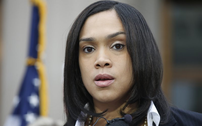 Disbarment Charges are Filed Against Baltimore State Attorney Marilyn Mosby