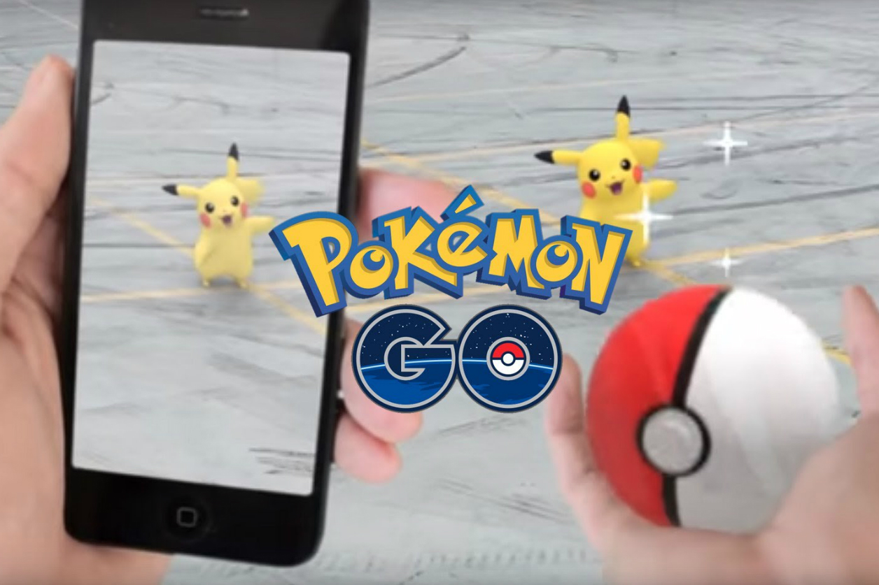 Woman Playing 'Pokemon Go' Finds Dead Body