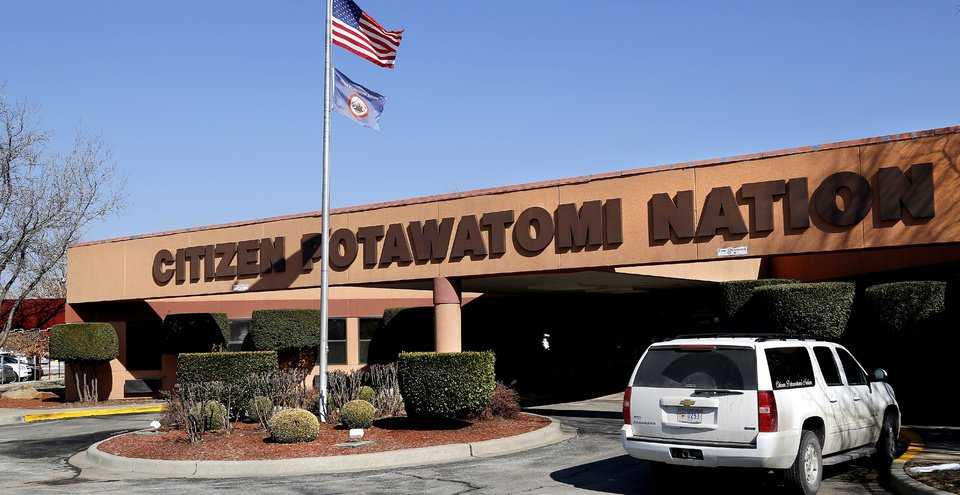 Potawatomi Nation Police Officer Dies After Collapsing In Court