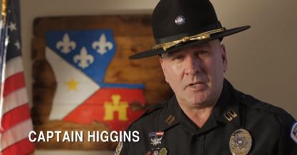 Clay Higgins Removed From Red Cross Shelter Because He Had A Bible