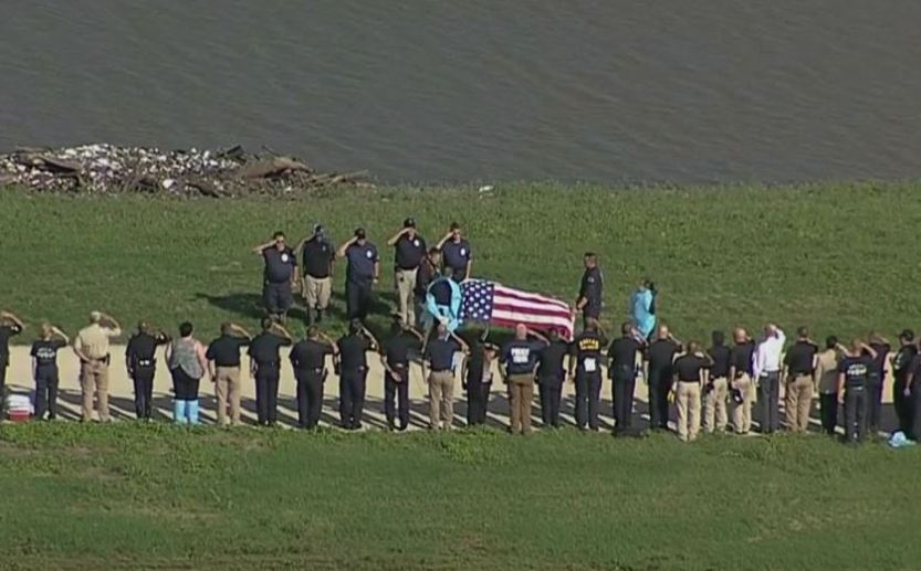 Body Found In River Is Missing SMU Officer