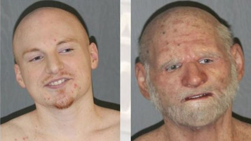 Police Find Young Fugitive Disguised As 'Elderly Man'