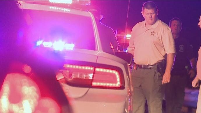 Sheriff Defends Deputies Who Shot Tires In Car Chase