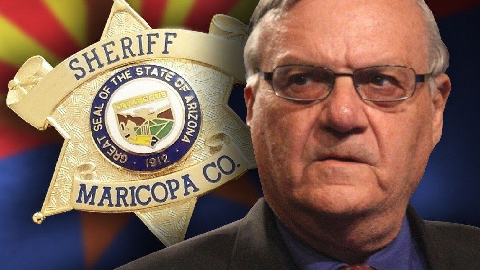 Justice Department Will Decide On Sheriff Joe Arpaio Contempt Charges