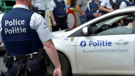 Terror probe launched into Belgium police station machete attack