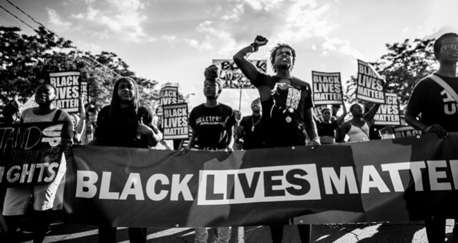 Judge To Rule If Injured Police Officer Can Sue Black Lives Matter
