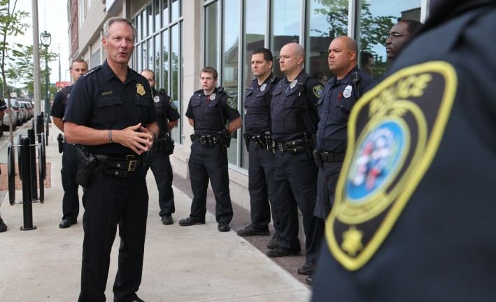 ACLU Challenges Milwaukee Police Department's Stop-and-Frisk Policy