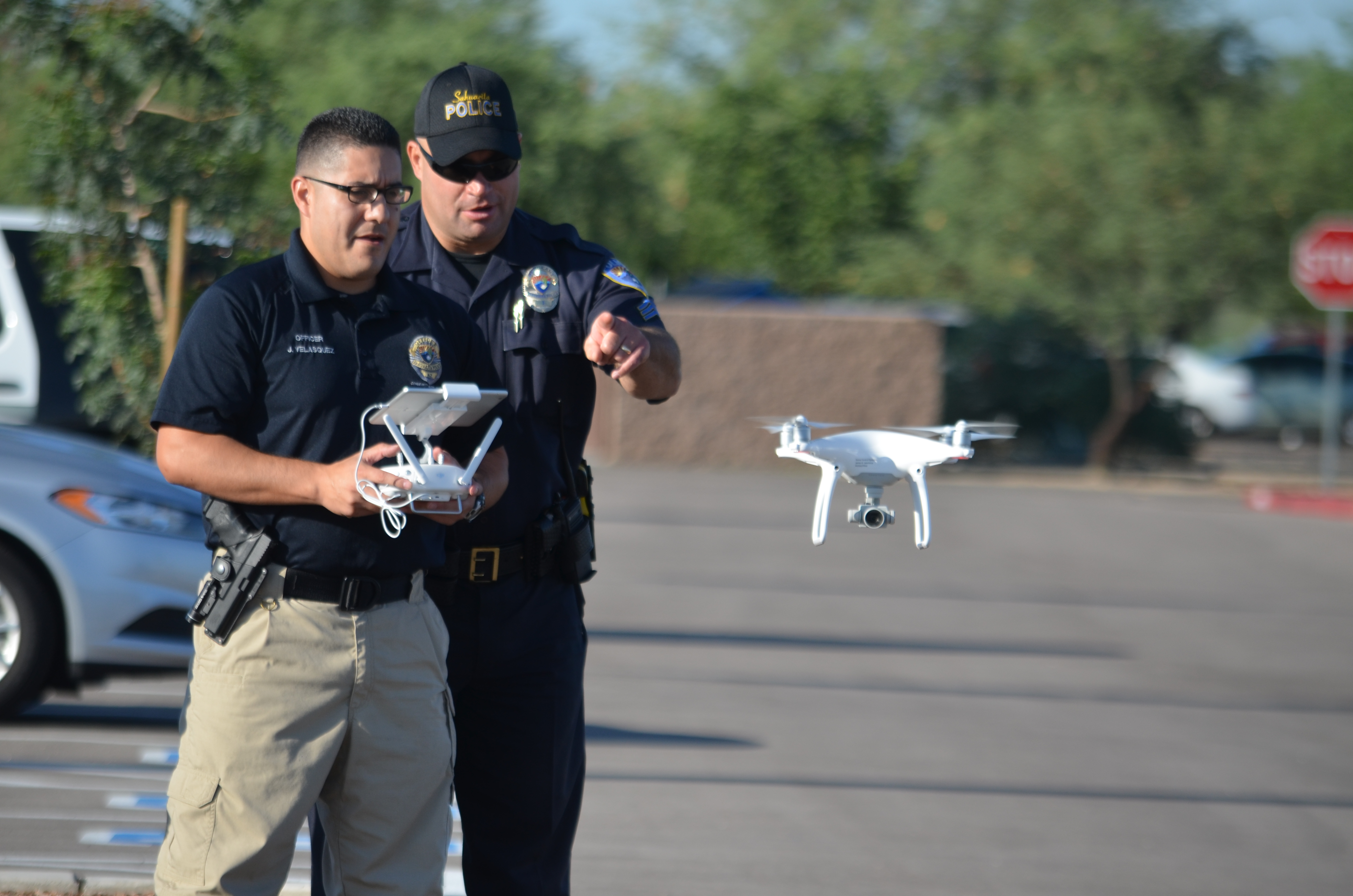 Arizona Agency Implementing Drones In Police Work