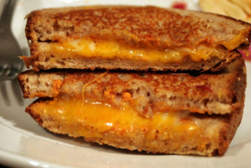 Man Arrested After Wife Makes Grilled Cheese Sandwich Too Cheesy