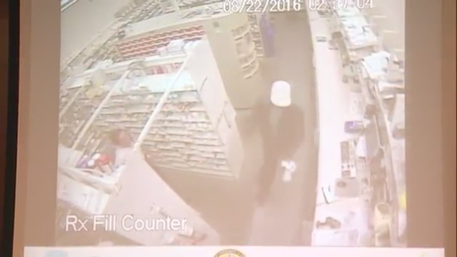 Watch: Fatal Police Encounter Inside Pharmacy