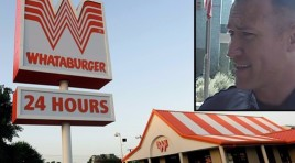 Officer Suspended After Choosing Whataburger Over Providing Back Up