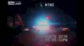 Watch:  Suspect Shoot At Chicago Police During Police Pursuit