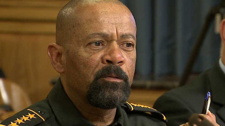 Watch:  Sheriff Clarke Discusses Request Of National Guard