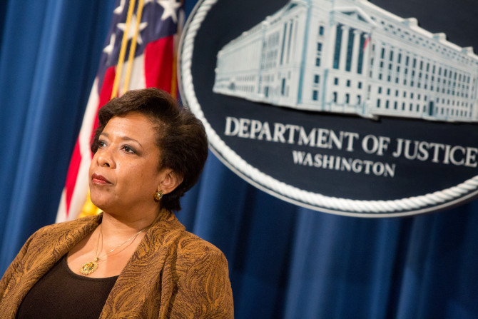 Loretta Lynch: Federal Government Must 'Hold Police Accountable'