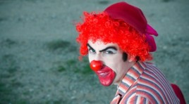 Community Warned After Clown Attempts To Lure Kids Into Woods