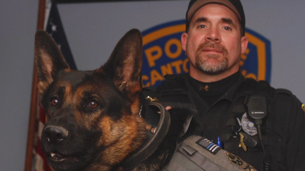 Man Who Shot Police Dog Jethro Gets 45 Years In Prison