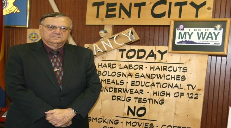 Sheriff Joe Raises 10 Million For Campaign