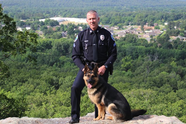 Missing Arkansas K9 May Have Been Seen