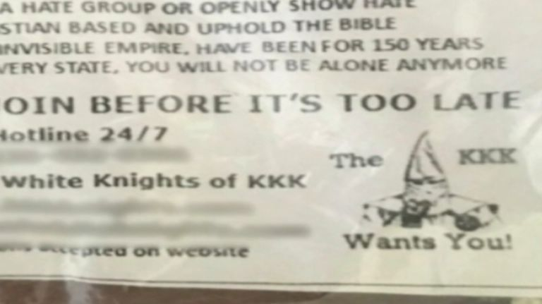 KKK To Disrupt Black Lives Matter Rally