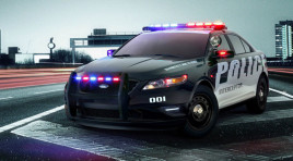 Ford Recalls Basically Every Police Car It Built in the Past Few Years