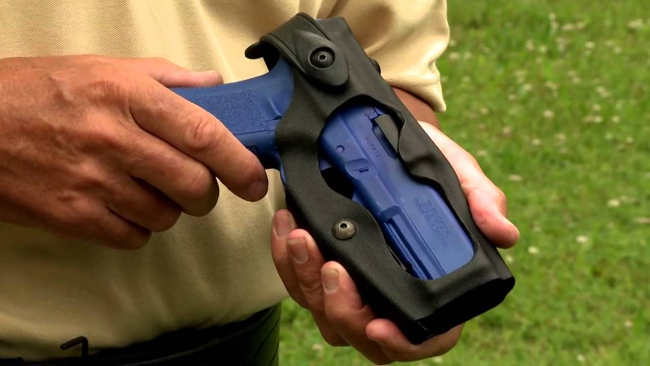 NYPD Issuing More Secure Holster