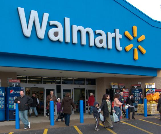 Police Officer Refused Service At Walmart