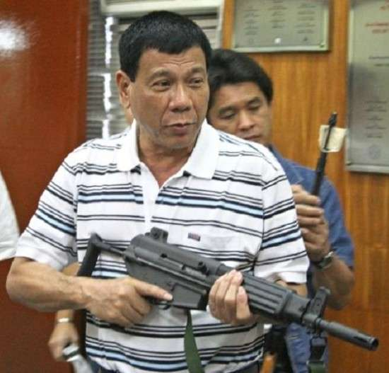 Philippine President: I'll Massacre Druggies Like Hitler Did The Jews